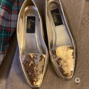 Ladies fancy loafers
